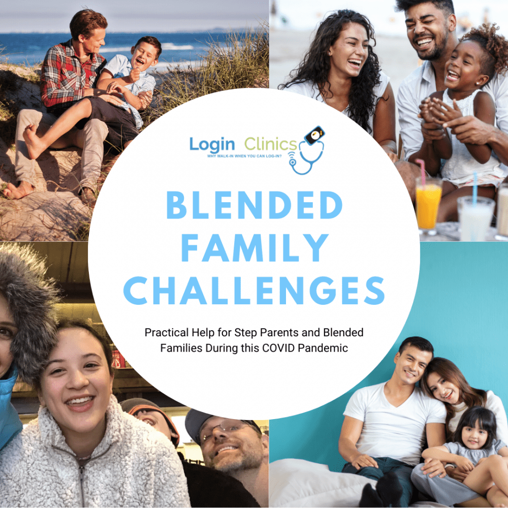 Blended Family Challenges During the COVID19 Pandemic